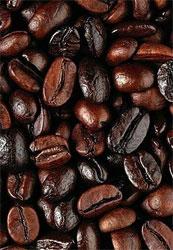 brown roasted coffee